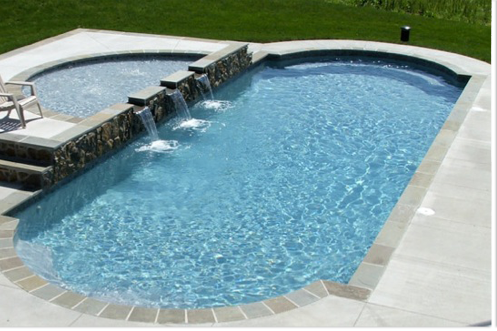 Pool Shapes And Sizes pool builder & contractor in hudson wi | j.l. blaiser construction